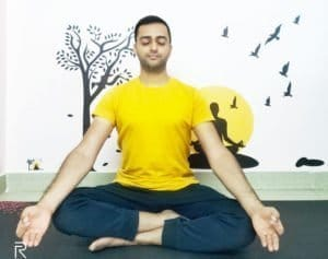 How to meditate - Yoga with Ankush